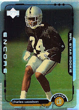Photo: Charles Woodson 1998 Upper Deck Encore RC