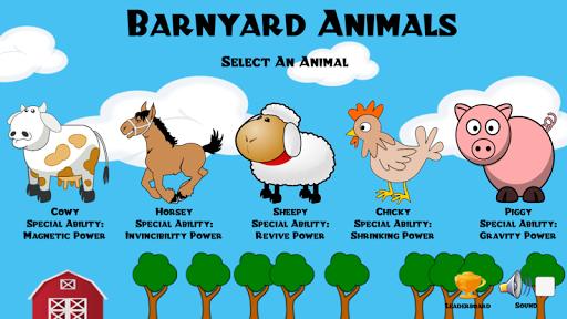 Barnyard Animals