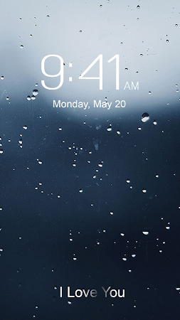 OS9 Lock Screen 1.7 screenshot 2088560