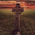 wallpaper of cross icon