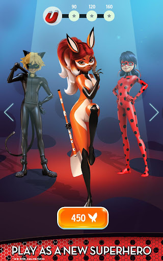 Miraculous Ladybug & Cat Noir - The Official Game 1.0.6 screenshots 3