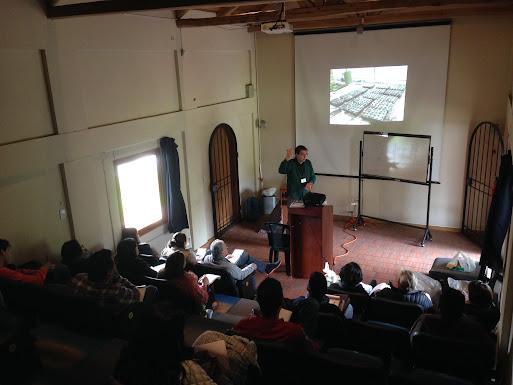 Curso de jardines verticales en Argentina