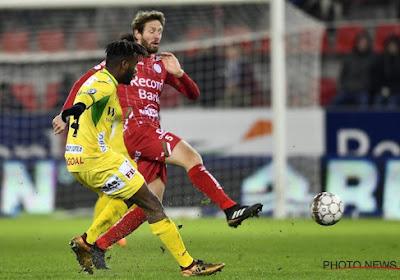 """Middenvelder zoekt nog naar beste vorm: """"Hij is nog niet de speler die hij bij Charleroi was"""""""