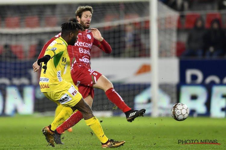 """Francky Dury : """"Il n'a pas encore retrouvé son niveau de Charleroi mais travaille dur"""""""