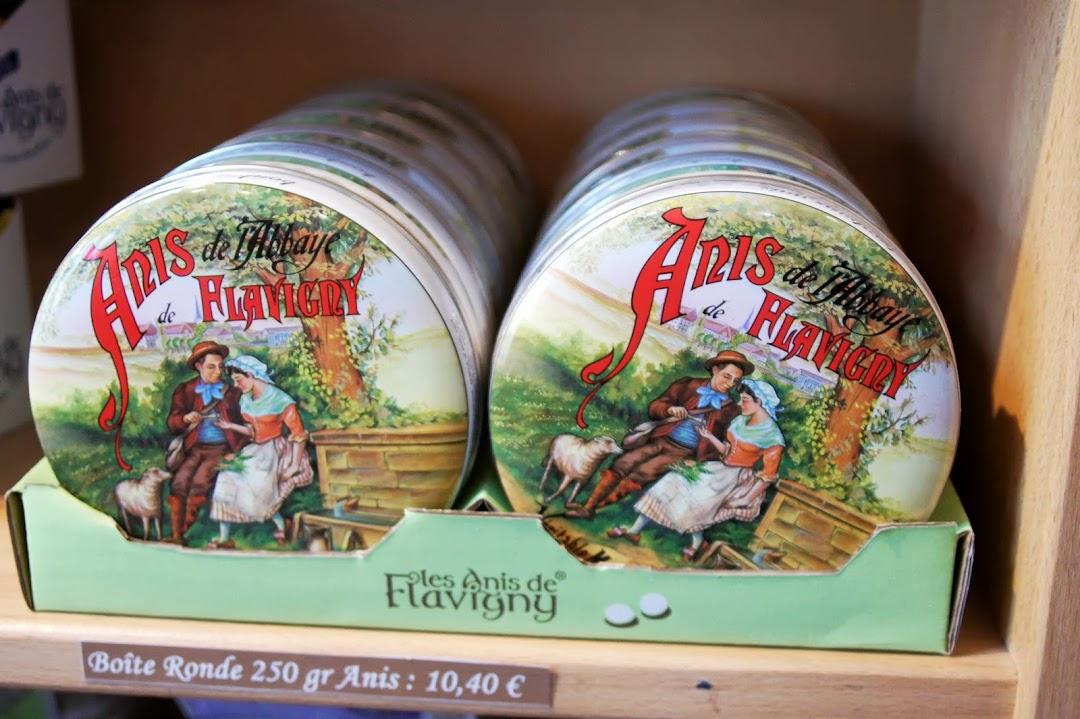 Анисовые конфетки из Флавиньи