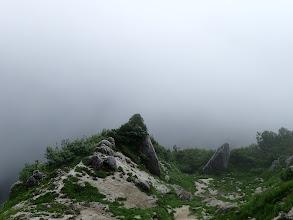山頂の様子1