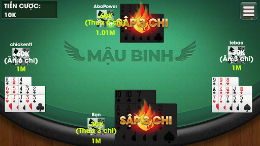 Mau Binh - Xap Xam 1.00 7