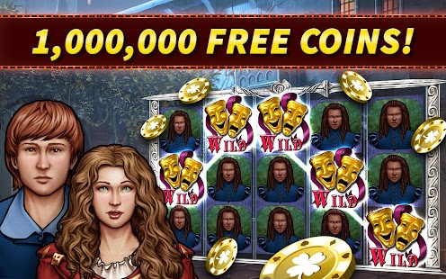 SLOTS: Shakespeare Slot Games!- screenshot thumbnail