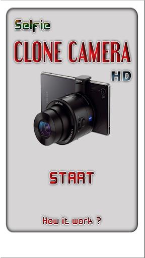 Selfie Clone Camera HD