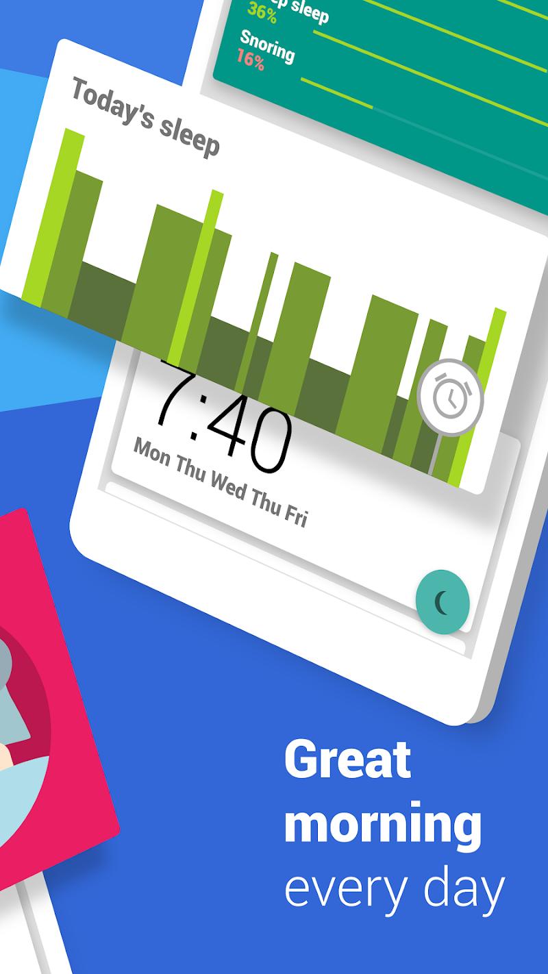 Sleep as Android: Sleep cycle tracker, smart alarm Screenshot 3