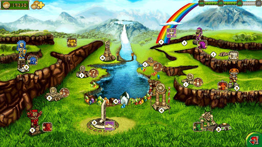 Treasures of Montezuma 2 Free  screenshots 2