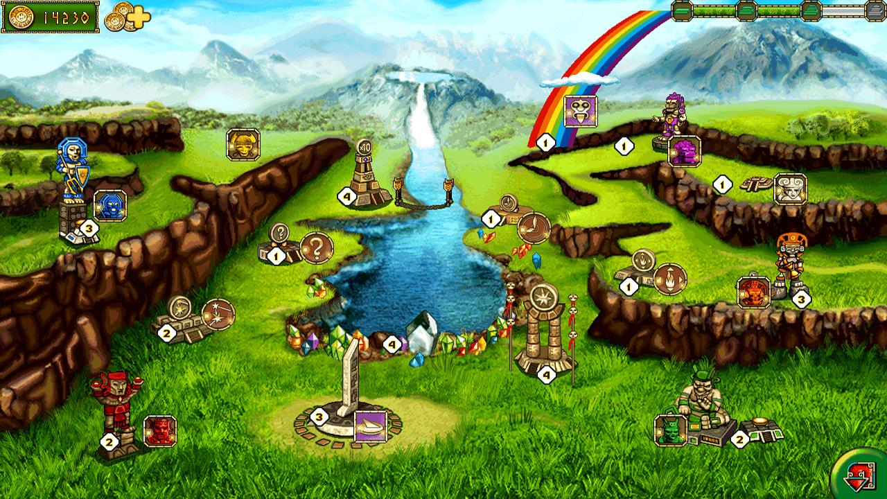 Treasures of Montezuma 2 Free- screenshot
