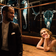 Wedding photographer Vadim Konovalenko (vadymsnow). Photo of 10.01.2019