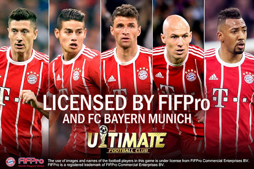 Ultimate Football Club 0.0.15 screenshots 1