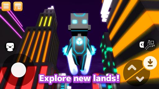 Crafty Lands - Craft, Build and Explore Worlds apkdebit screenshots 8