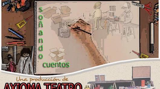 Y en mayo ¡cuentos y títeres en la Biblioteca Villaespesa!