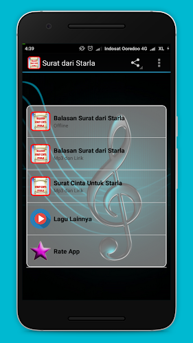Download Lagu Surat Balasan Dari Starla Apk Latest Version