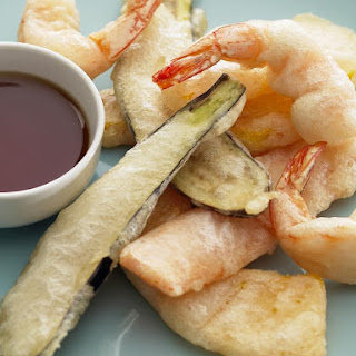 Shrimp and Vegetable Tempura Recipe