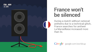 Photo: A technical glitch can't mute their national pride. #GoogleTrends