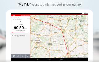 Screenshot of DB Navigator