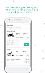 Wheelstreet - Bike Rentals- screenshot thumbnail