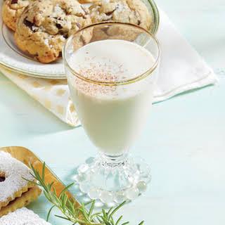 Creamy Milk Punch.