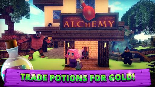 Alchemy Craft: Magic Potion Maker. Cooking Games 1.7 screenshots 2