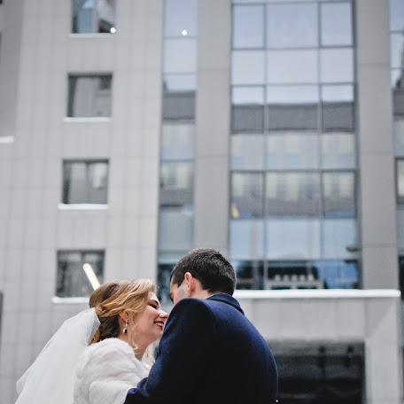 Wedding photographer Alena Evtushenko (TomKa). Photo of 11.01.2018