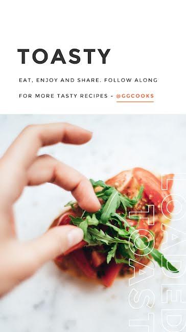 Follow Toasty - Instagram Story template