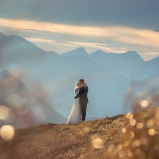 Wedding photographer Julita Chudko (chudko). Photo of 31.10.2018