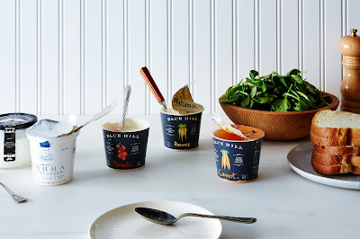 We're obsessed with savory yogurt