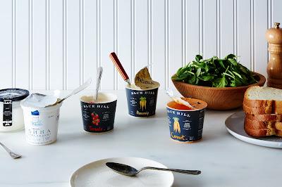 We're obsessed with savory yogurt