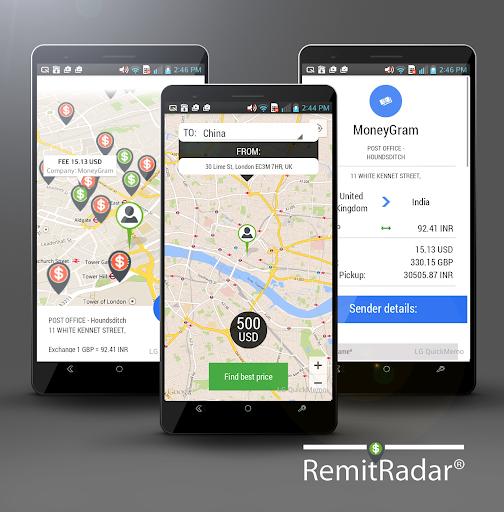 RemitRadar - Money Transfer
