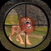 Lion Hunter 3D:Sniper Combat