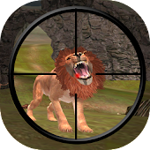 Lion Hunter 3D:Sniper Combat