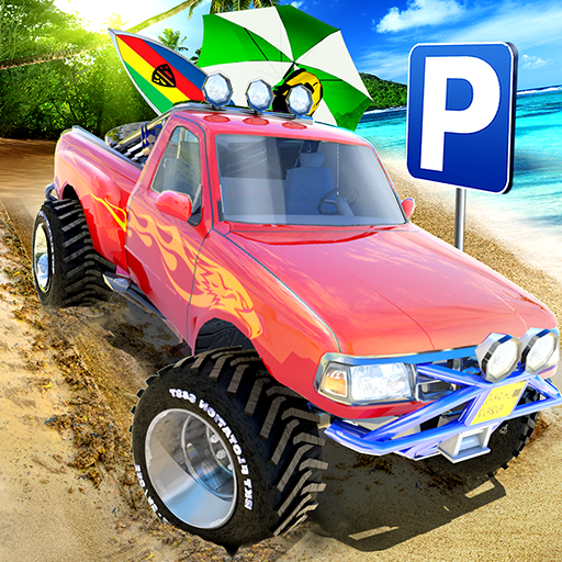 Parking Island: Mountain Road Icon