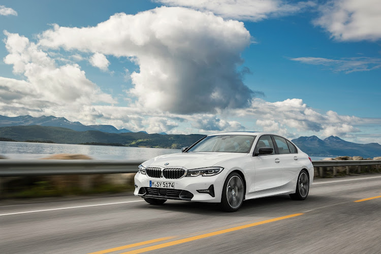 The much anticipated 3 Series will arrive in March. Picture: SUPPLIED