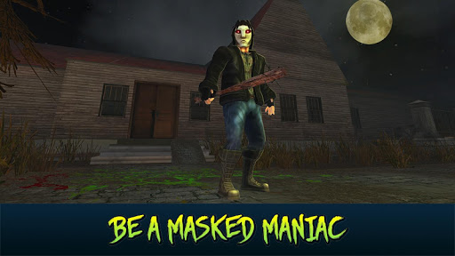Friday Killer House Survival - Escape Jason  captures d'écran 1
