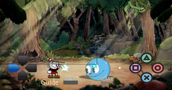 Top Guide Cuphead Tips - náhled