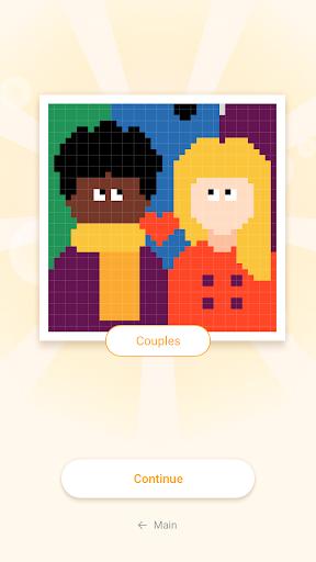 Télécharger Block Pixel Puzzle - Free Classic Brain Logic Game apk mod screenshots 3