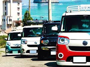 ムーヴキャンバス LA800S GメイクアップSAⅡのカスタム事例画像 YASUXILEさんの2020年09月03日21:04の投稿