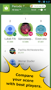 Periodic table quiz android apps on google play periodic table quiz screenshot thumbnail urtaz Images