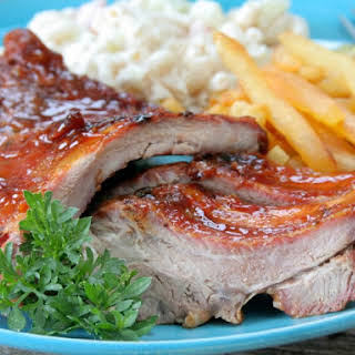 Easy Slow Cooker Country-Style Pork Ribs.
