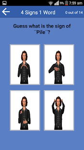 Mimix Sign Language Translator- screenshot thumbnail