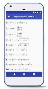 All Formulas - náhled