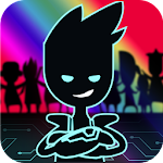 Dude Dancer: Rhythm Game with Dubstep & NewWave 1.1