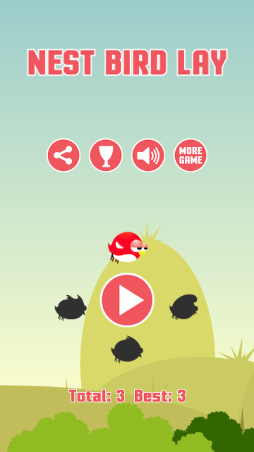 Nest Bird Lay- screenshot