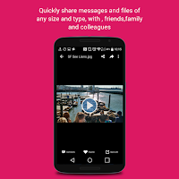 Screenshot of Edo: Organize and share