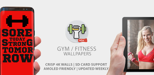 Gym 🥇 Fitness Wallpapers 4K ( HD Backgrounds ) - Apps on