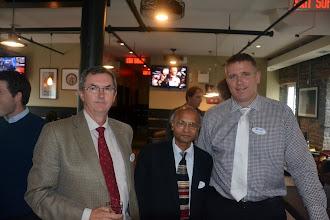 Photo: Darryl Boyce, Kashyap Desai, & Chris Fudge